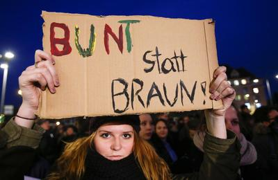 Anti-immigration protests grow in Germany