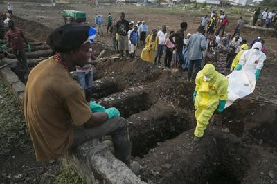 Fighting Ebola in Freetown