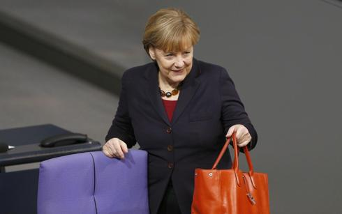Merkel says sanctions against Russia remain unavoidable