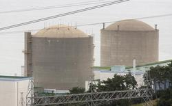 Reatores Kori 1 e 2 da estatal Korea Electric Power Corp (KEPCO) em Ulsan. 03/09/2013 REUTERS/Lee Jae-Won