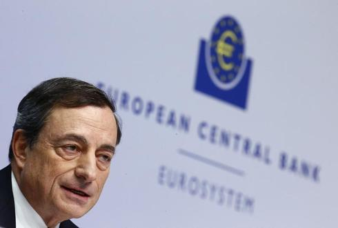 ECB's Draghi says euro zone must 'complete' monetary union