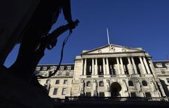 Banco da Inglaterra é visto em foto de 16 de dezembro de 2014. REUTERS/Toby Melville (BRITAIN - Tags: BUSINESS)