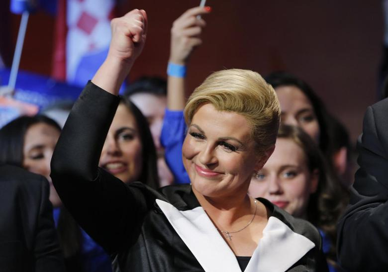 Croatian opposition wins presidency, sets sights on...