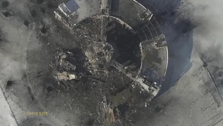 Ukrainian troops retake most of Donetsk airport from...