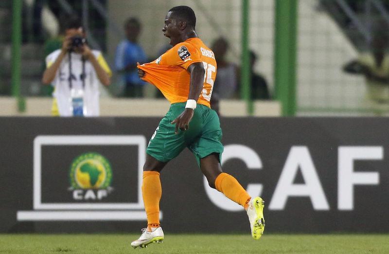 サッカー=アフリカ選手権、コートジボワールが首位通過