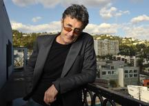 """Polish director Pawel Pawlikowski, who has garnered two Oscar nominations for his film """"Ida"""", is photographed in West Hollywood, California January 31, 2015. REUTERS/Gus Ruelas"""