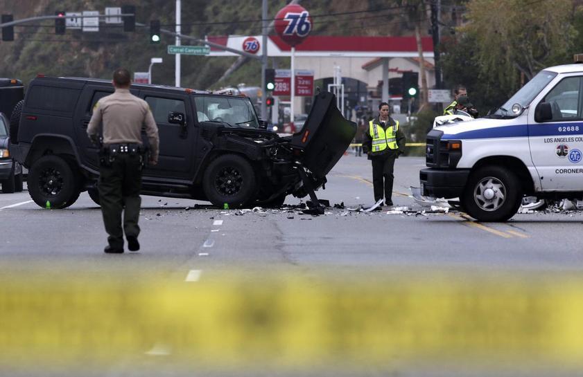 Paparazzi not responsible for deadly car crash involving