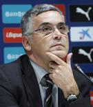 Presidente do Espanyol, Joan Collet, em foto de arquivo. 29/11/2012 REUTERS/Albert Gea