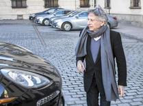 File photo of director Roman Polanski walking on the street after visiting Krakow city council January 15, 2015. REUTERS/Michal Lepecki /Agencja Gazeta/Files