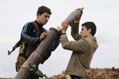 Battle for Aleppo