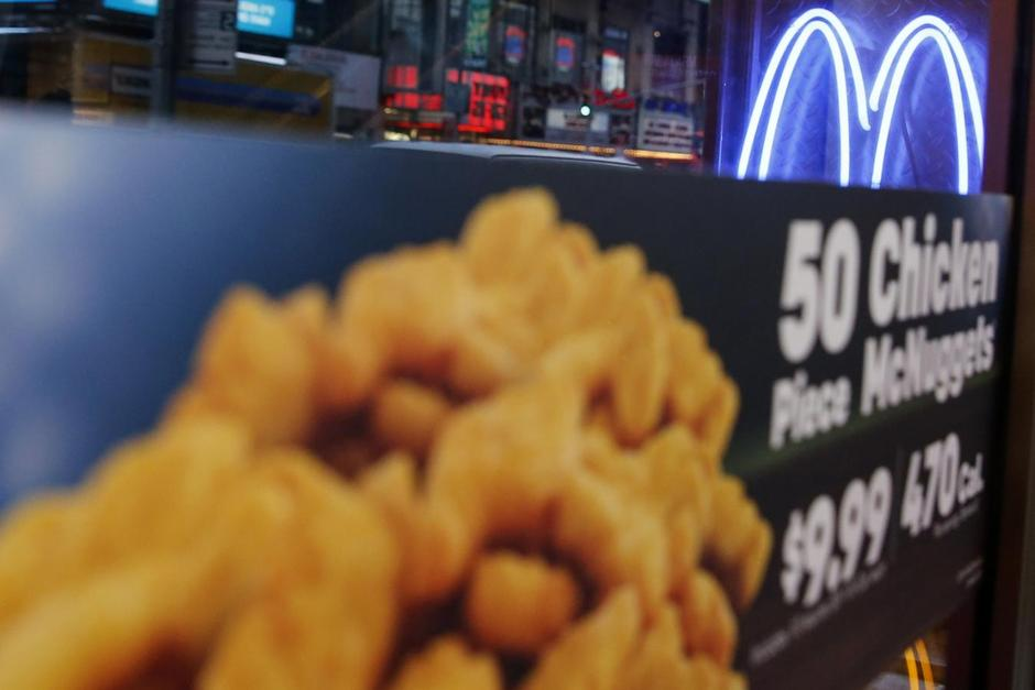 Mcdonalds Usa To Phase Out Human Antibiotics From Chicken Supply