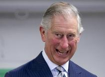 Príncipe Charles em Washington. REUTERS/Carolyn Kaster/Pool