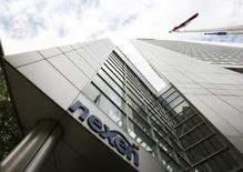 The Nexen building is seen in downtown Calgary, Alberta, July 23, 2012.  REUTERS/Todd Korol