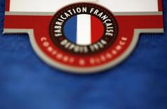 L'activité du secteur privé français a crû en mars pour le deuxième mois consécutif, la progression des services ralentissant par rapport à février tandis que le secteur manufacturier reculait un peu moins. /Photo d'archives/REUTERS/Christian Hartmann