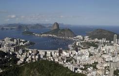 Le site de locations immobilières Airbnb a remporté un appel d'offres portant sur la fourniture de chambres à l'occasion des prochains Jeux olympiques d'été, en 2016 à Rio de Janeiro, /Photo d'archives/REUTERS/Ricardo Moraes