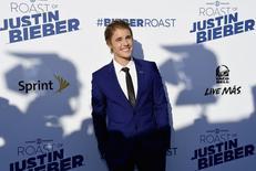 Cantor Justin Bieber.  14/3/2015  REUTERS/Kevork Djansezian