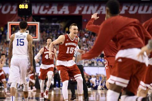 Wisconsin beats Kentucky