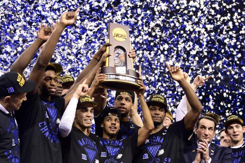 Duke wins NCAA championship