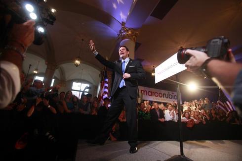 Rubio in the running