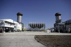 Газокомпрессорная станция Bulgartransgaz у города Провадия. 30 сентября 2012 года. Болгария вскоре проведет лицензионный аукцион по нефтегазовым месторождениям в Черном море и рассчитывает стать одним из энергетических центров Европы, одновременно снизив зависимость от российского газа, сказал в среду высокопоставленный болгарский чиновник. REUTERS/Stoyan Nenov