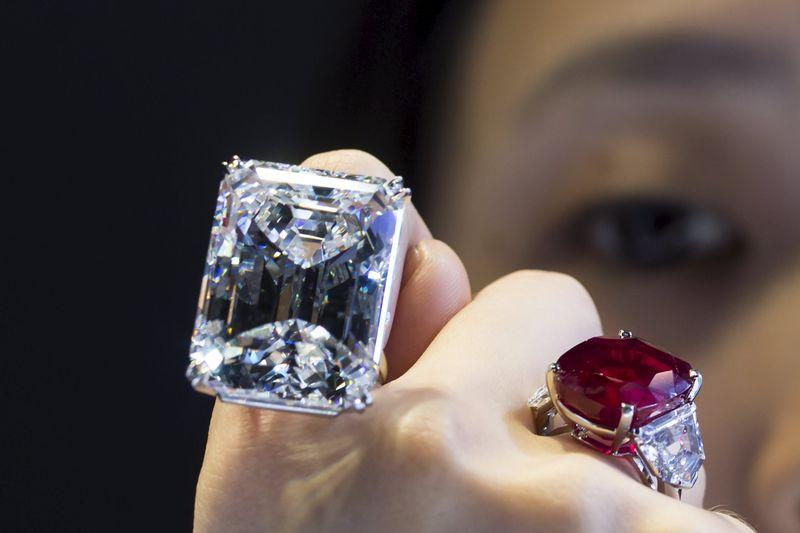 in sothebys at expensive auction news rings events luxury most sunrise diamond ruby the sold