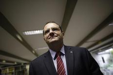 Ministro do Planejamento, Nelson Barbosa, no Senado Federal em Brasília. 17/03/2015 REUTERS/Ueslei Marcelino