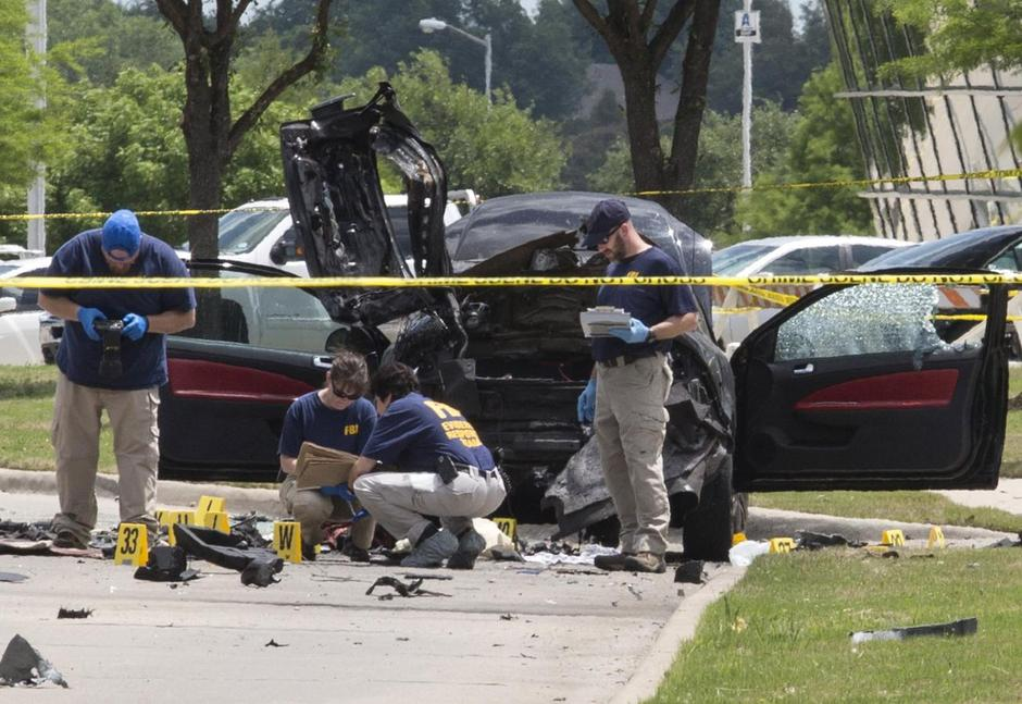 Gunman in Mohammad cartoon attack in Texas monitored for