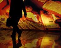 Участник Asian Financial Forum в Гонконге 20 января 2010 года. REUTERS/Bobby Yip