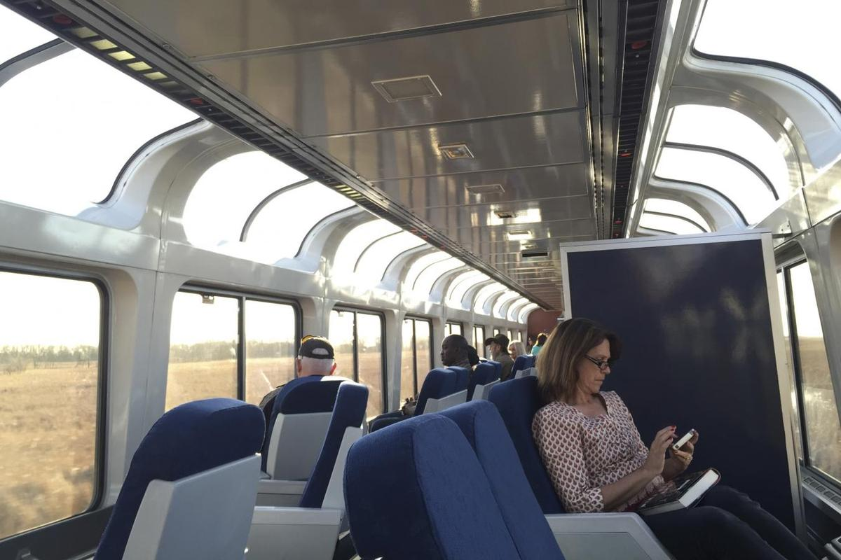 To see why Amtrak's losses mount, hop on the Empire Builder