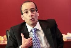 Marcelo Odebrecht, CEO da Odebrecht. 01/05/2013 REUTERS/Enrique Castro-Mendivil