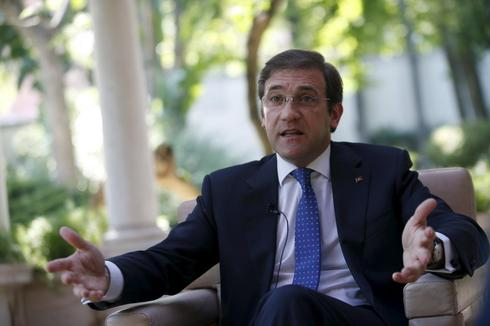 Portugal PM says Europe needs common response to 'Grexit'