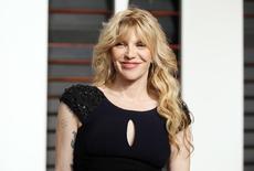 Courtney Love em Beverly Hills. 22/02/2015 REUTERS/Danny Moloshok