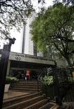 Prédio da Camargo Corrêa em São Paulo. 08/01/2010  REUTERS/Paulo Whitaker