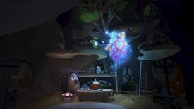The animated character Henry is shown in a scene from the 3D virtual reality film of the same name, in this undated publicity photo released to Reuters on July 28, 2015. REUTERS/Oculus/Handout via Reuters