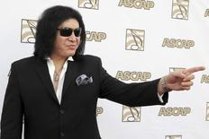 Musician Gene Simmons attends the 32nd Annual ASCAP Pop Music Awards in Los Angeles, California April 29, 2015. REUTERS/Jonathan Alcorn