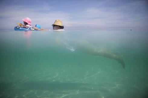 Waters of Cuba