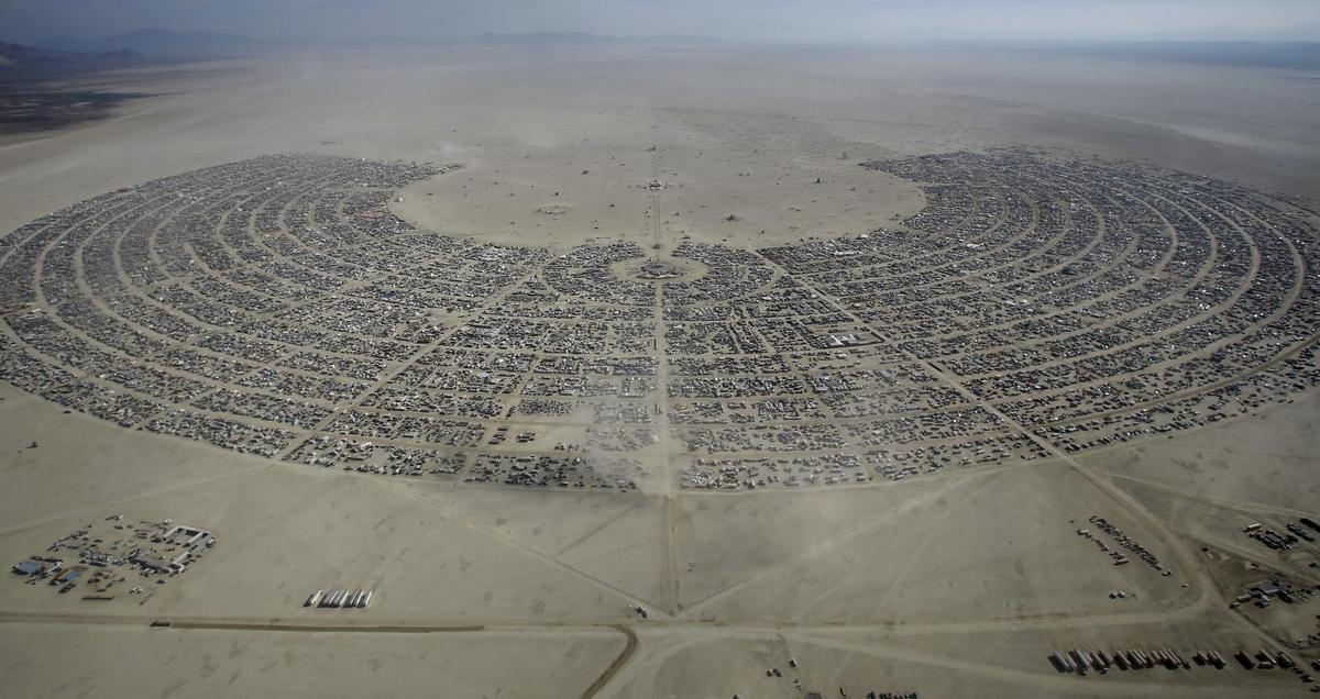 FBI has kept tabs on Nevada's Burning Man festival, documents say