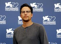 """American director Cary Fukunaga poses during the photocall for the movie """" Beasts Of No Nation""""  at the 72nd Venice Film Festival, northern Italy September 3, 2015.  REUTERS/Stefano Rellandini"""