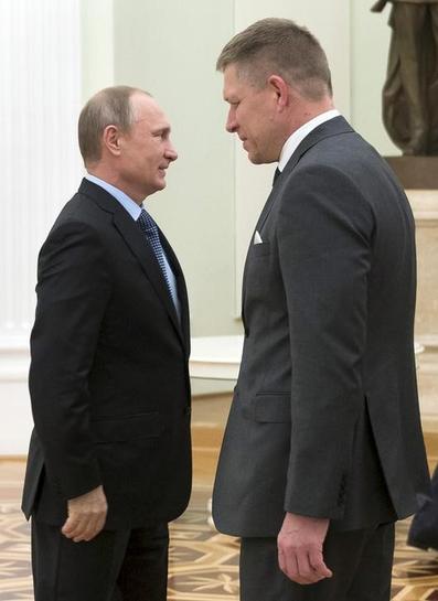 Словакия назвала предательством сделку Газпрома с ЕС о Северном потоке