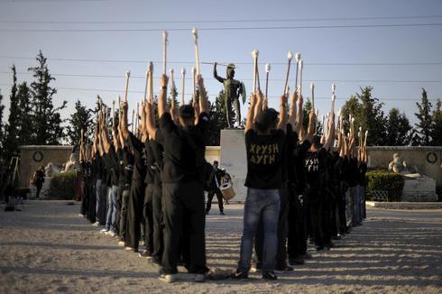 Greece's Golden Dawn