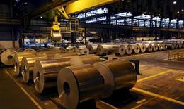 Fábrica de aluminio em Pindamonhangaba, en Sao Paulo, 24 de junio de 2015. El Índice de Confianza de la Industria de Brasil (ICI) elaborado por la Fundación Getulio Vargas (FGV) empeoró en septiembre por segundo mes consecutivo, al caer un 2,9 por ciento respecto al mes anterior para tocar un nuevo mínimo histórico. REUTERS/Paulo Whitaker