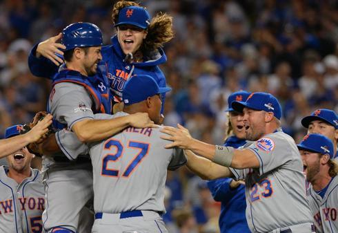 Mets edge Dodgers