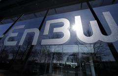 Le groupe allemand de services aux collectivités EnBW va devenir le troisième fournisseur de gaz allemand après avoir conclu vendredi le rachat à EWE d'une participation de 74% dans le gazier VNG, une opération de 1,43 milliard d'euros. /Photo d'archives/REUTERS/Ralph Orlowski