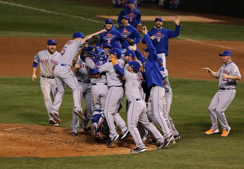 Mets heading to World Series