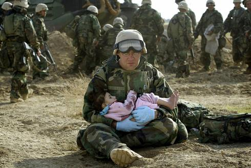 Flashback: Boots on the ground in Iraq