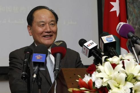 Former China diplomat pins blame for refugee crisis on West