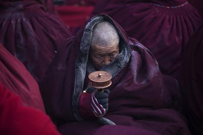 Finding Buddhism in the mountains