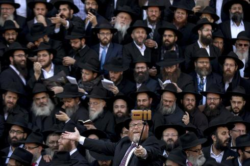 Meeting of the rabbis