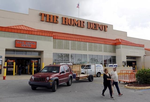 Home Depot third-quarter sales beat amid U S  housing