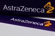 AstraZeneca a annoncé mercredi son intention d'investir 800 millions de dollars (731 millions d'euros) sur les 10 prochaines années pour renforcer sa présence sur le marché chinois et y produire davantage de médicaments. /Photo d'archives/REUTERS/Stefan Wermuth